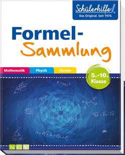 Formelsammlung Mathematik, Physik, Chemie