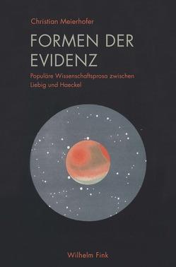 Formen der Evidenz von Meierhofer,  Christian