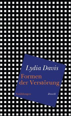 Formen der Verstörung von Davis,  Lydia, Hoffer,  Klaus