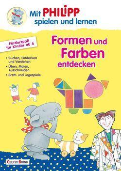 Formen und Farben entdecken von Landa,  Norbert, Türk,  Hanne