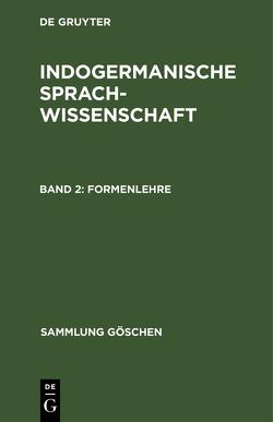 Formenlehre von Krahe,  Hans