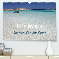 Formentera – Urlaub für die Seele (Premium, hochwertiger DIN A2 Wandkalender 2020, Kunstdruck in Hochglanz) von Albilt,  Rabea