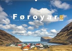 Føroyar • Faroe Islands • Färöer Inseln (Wandkalender 2018 DIN A2 quer) von Preißler,  Norman