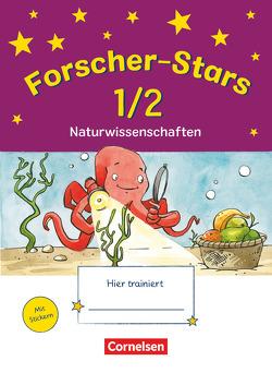 Forscher-Stars / 1./2. Schuljahr – Naturwissenschaften von Kiesinger-Jehle,  Barbara, Manchen-Bürkle,  Beate, Wayand,  Sibylle