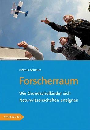 Forscherraum von Schreier,  Helmut