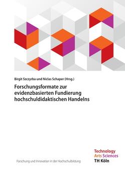 Forschung und Innovation in der Hochschulbildung – Band 1 von Heuchemer,  Sylvia, Hochmuth,  Reinhard, Schaper,  Niclas