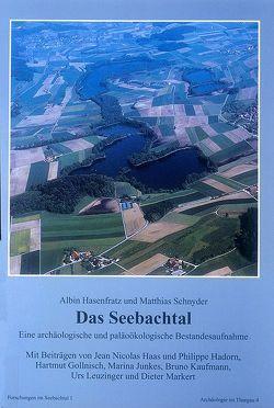Forschungen im Seebachtal. Paket von Gollnisch-Moos,  Hartmut, Hasenfratz,  Albin, Nagy,  Gisela, Schnyder,  Matthias