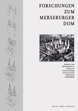 Forschungen zum Merseburger Dom von Gaier,  Martin, Hubel,  Achim, Mohn,  Claudia, Schubert,  Ernst, Wolters,  Wolfgang