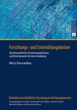 Forschungs- und Entwicklungskosten von Kavvadias,  Nico