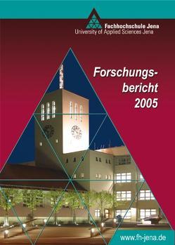 Forschungsbericht 2005 von Beibst,  G, Jahn,  Evelyn, Meyer,  M.
