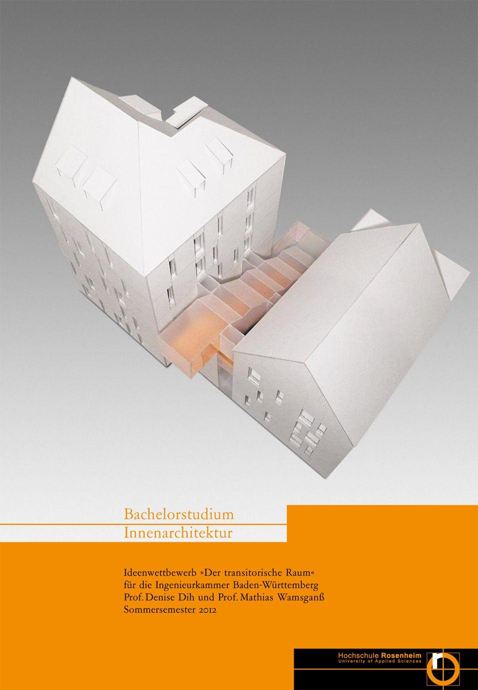 Forschungsbericht ideenwettbewerb der transitorische for Literatur innenarchitektur