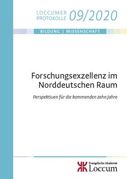 Forschungsexzellenz im Norddeutschen Raum von Schaede,  Stephan
