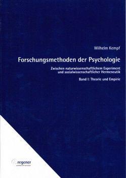 Forschungsmethoden der Psychologie von Kempf,  Wilhelm