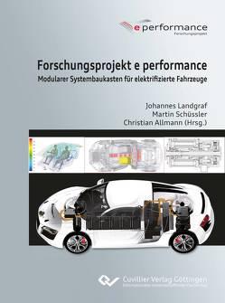 Forschungsprojekt e performance von Allmann,  Christian, Landgraf,  Johannes, Schüssler,  Martin