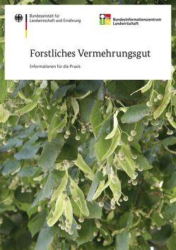 Forstliches Vermehrungsgut – Informationen für die Praxis von Hinrichs,  Thorsten