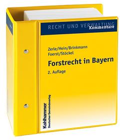 Forstrecht in Bayern von Brinkmann,  Dietmar