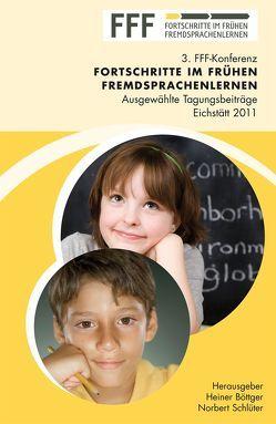 Fortschritte im Frühen Fremdsprachenlernen von Böttger,  Prof. Dr. Heiner, Schlüter,  Prof. Dr.,  Norbert