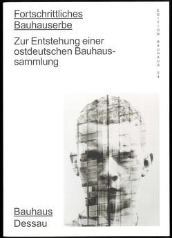Fortschrittliches Bauhauserbe von Perren,  Claudia, Thöner,  Wolfgang