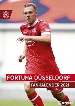 Fortuna Düsseldorf 2021 A3-Kalender – Fan-Kalender Fußball-Kalender – 29,7×42 – Sport