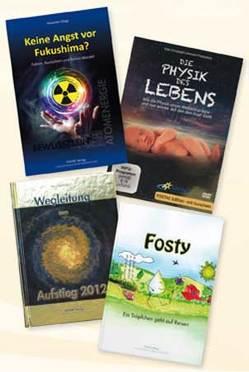 Fostac Paket 3 Bücher und 1 DVD von Glogg,  Alexander, Seelhofer,  Hans