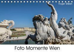 Foto Momente Wien (Tischkalender 2018 DIN A5 quer) von Steen,  Roger