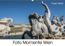 Foto Momente Wien (Wandkalender 2018 DIN A2 quer) von Steen,  Roger