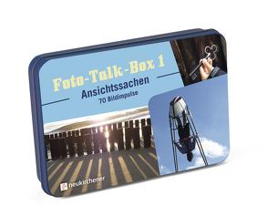 Foto-Talk-Box 1 – Ansichtssachen von Filker,  Claudia, Schott,  Hanna, Schweitzer-Herbold,  Almut