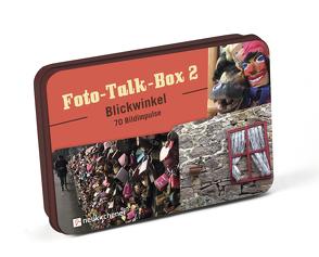 Foto-Talk-Box 2 – Blickwinkel von Filker,  Claudia, Schott,  Hanna, Schweitzer-Herbold,  Almut