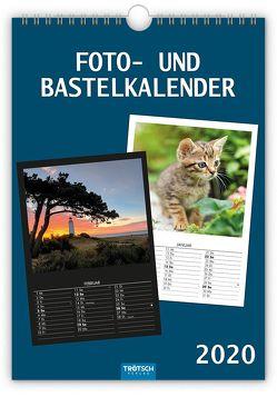 Foto- und Bastelkalender 2020