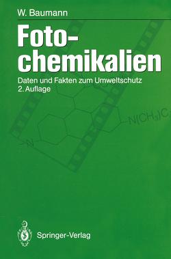 Fotochemikalien von Baumann,  Werner