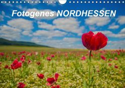 Fotogenes Nordhessen (Wandkalender 2019 DIN A4 quer) von Nickel,  Wolfgang
