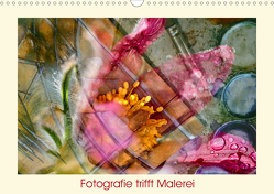 Fotografie trifft Malerei (Wandkalender 2021 DIN A3 quer) von Trenka,  Antje