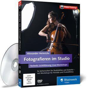 Fotografieren im Studio von Heinrichs,  Alexander
