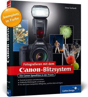 Fotografieren mit dem Canon-Blitzsystem von Gerhardt,  Omar