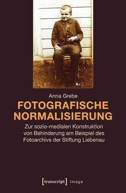 Fotografische Normalisierung von Grebe,  Anna