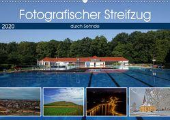 Fotografischer Streifzug durch Sehnde (Wandkalender 2020 DIN A2 quer) von SchnelleWelten