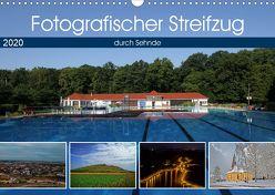 Fotografischer Streifzug durch Sehnde (Wandkalender 2020 DIN A3 quer) von SchnelleWelten