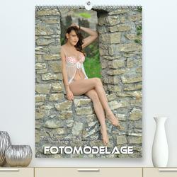 Fotomodelage (Premium, hochwertiger DIN A2 Wandkalender 2020, Kunstdruck in Hochglanz) von R. Bruengger-Radakovits,  Jimmi