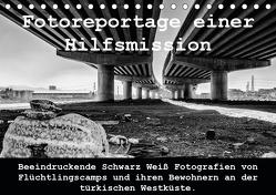 Fotoreportage einer Hilfsmission (Tischkalender 2020 DIN A5 quer) von / Drei Musketiere Reutlingen e.V.,  mb_lichtbild