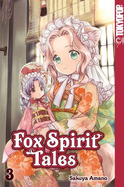 Fox Spirit Tales 03 von Amano,  Sakuya