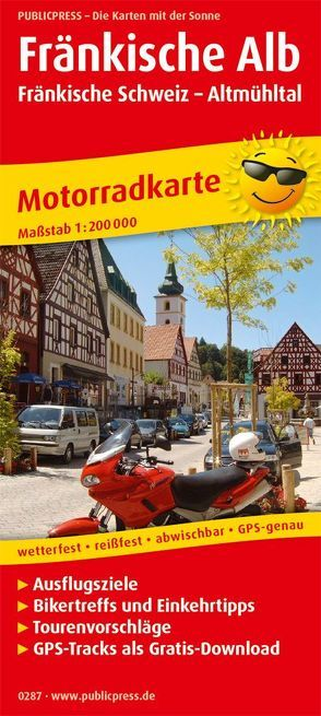 Fränkische Alb – Fränkische Schweiz – Altmühltal