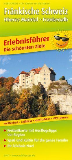 Fränkische Schweiz – Oberes Maintal – Frankenalb