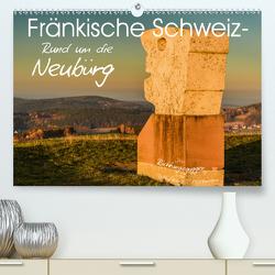 Fränkische Schweiz – Rund um die Neubürg (Premium, hochwertiger DIN A2 Wandkalender 2020, Kunstdruck in Hochglanz) von Lippert,  Bernd
