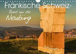 Fränkische Schweiz – Rund um die Neubürg (Wandkalender 2019 DIN A4 quer) von Lippert,  Bernd