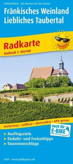 Fränkisches Weinland – Liebliches Taubertal