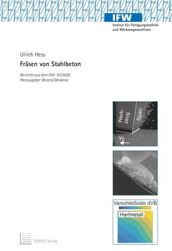 Fräsen von Stahlbeton von Denkena,  Berend, Hess,  Ulrich