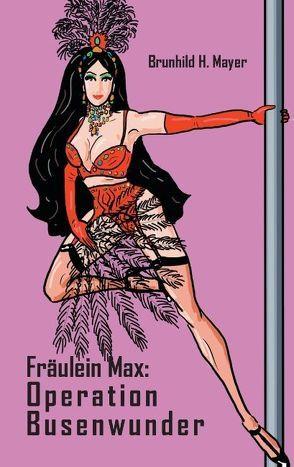 Fräulein Max: Operation Busenwunder von Mayer,  Brunhild H.