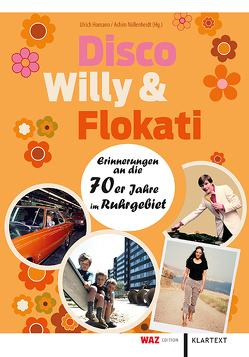 Disco, Willy & Flokati von Homann,  Ulrich, Nöllenheidt,  Achim