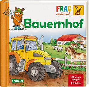 Frag doch mal … die Maus!: Bauernhof von Schnell,  Lukas