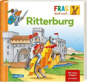 Frag doch mal … die Maus!: Ritterburg von Schnell,  Lukas